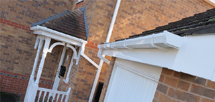 You gutters will last longer if you regularly clean gutters