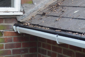 Reverse Drip Gutter Guards