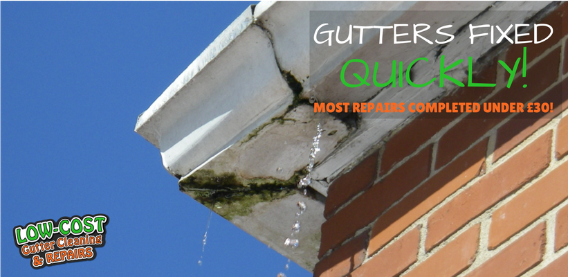 Gutter Repairs Clay Cross