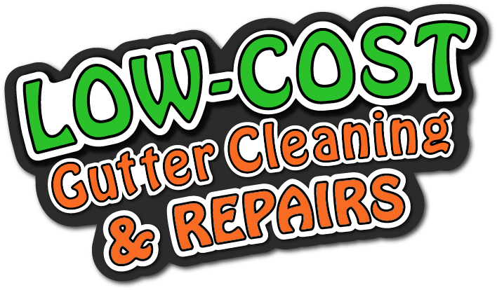 Low Cost Gutter Cleaning & Repairs