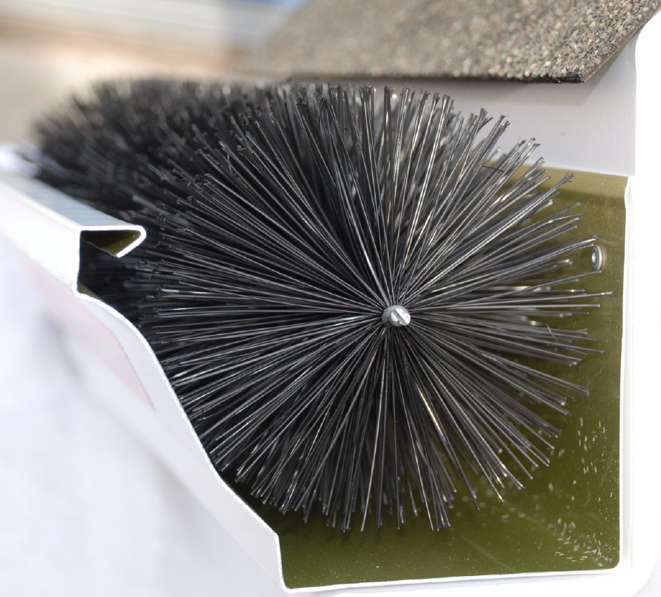 Gutter Guard Gutter Brush