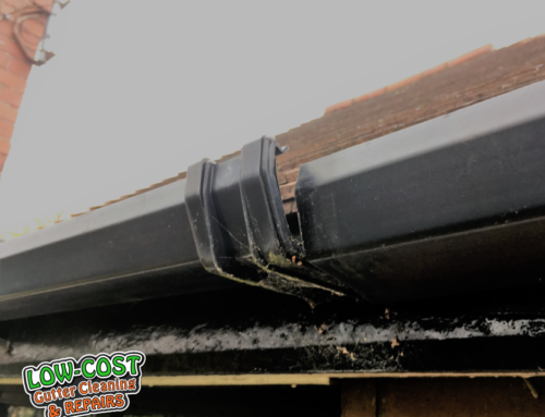 How to Replace a Gutter Joint